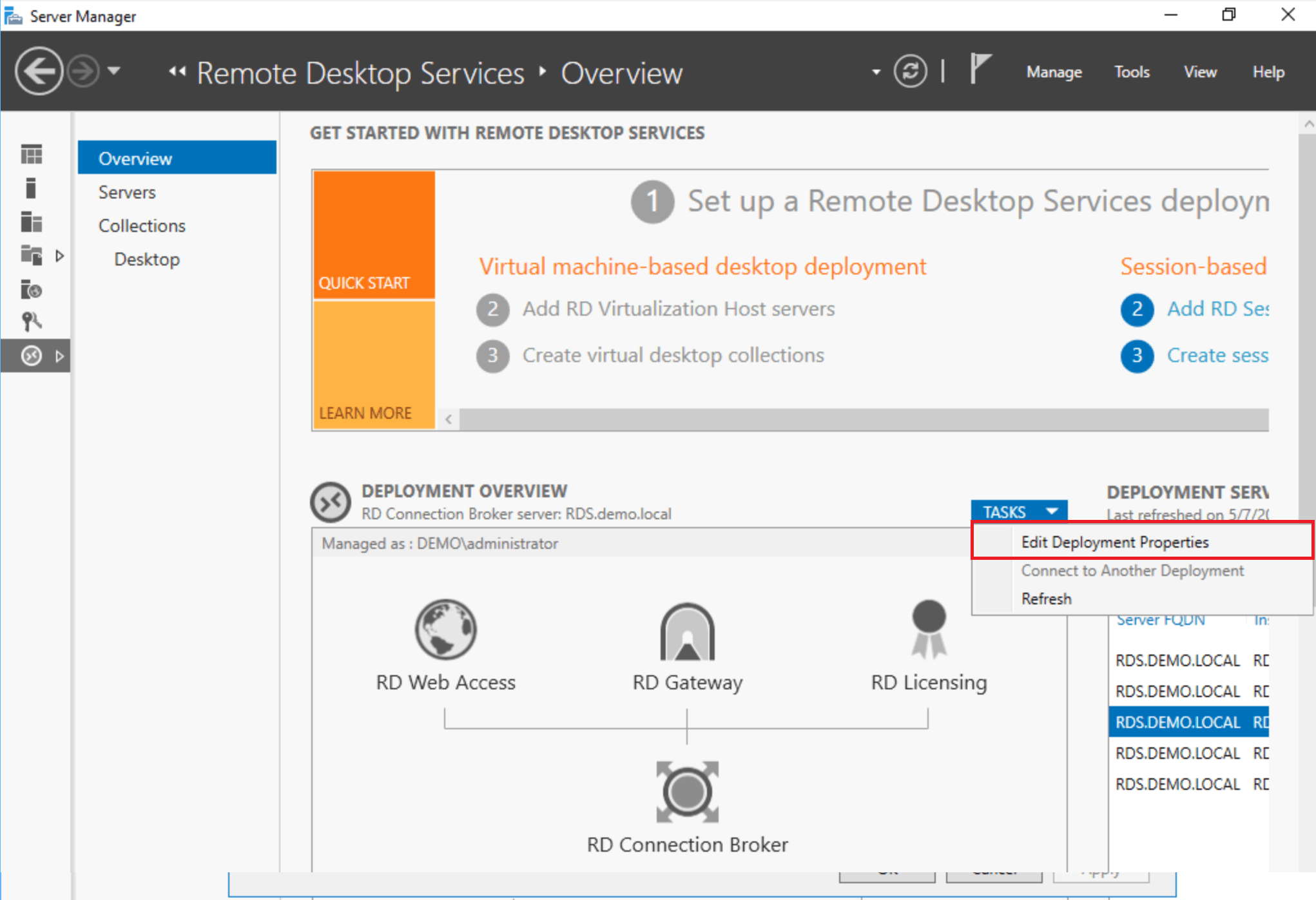 how to securely deploy remote desktop services rds with the rh itpromentor com