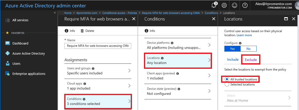 Mis)Adventures with Conditional Access in Azure Active Directory