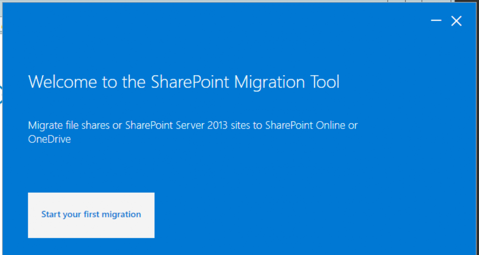 How to migrate company file shares and mapped drives to