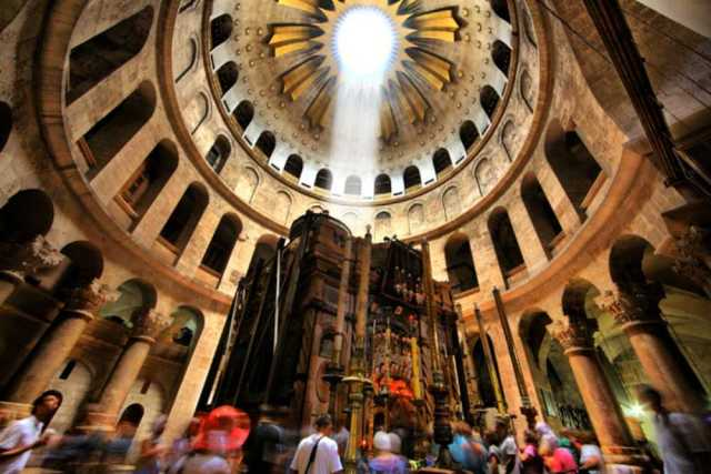 Image result for Church of the Holy Sepulchre (Jerusalem)