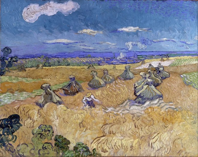 Vincent Van Gogh famous paintings