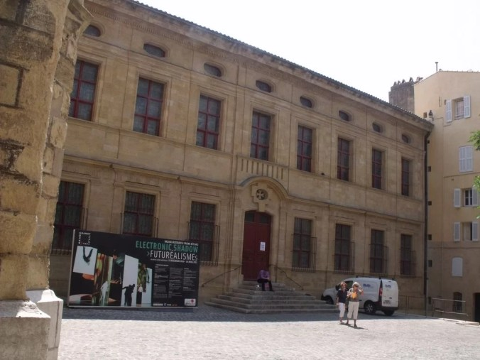 Musee Granet in Aix en Provence