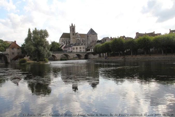 Photo of Le pont de Moret