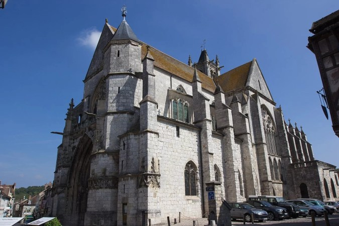 Photo of  Notre Dame Church in Moret-sur-Loing