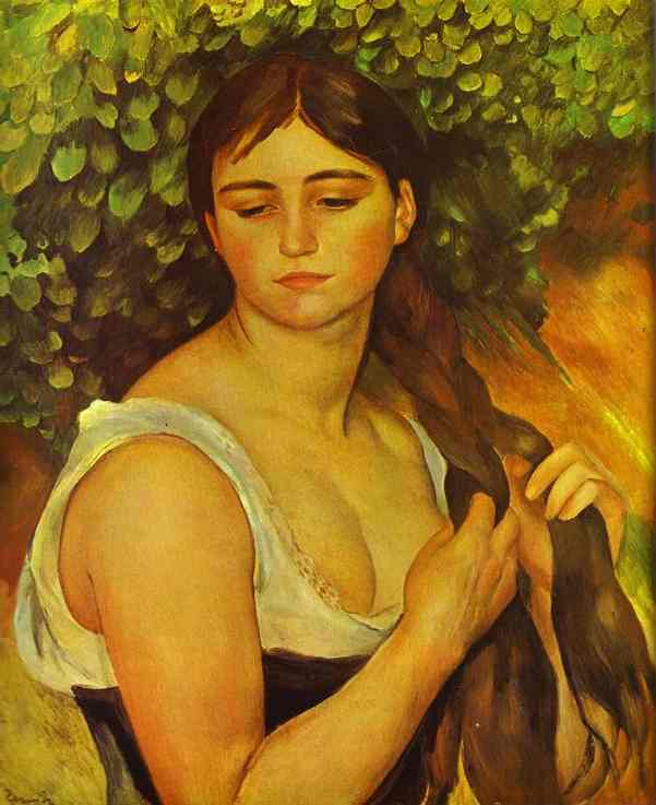 Suzanne Valadon - Model and Artist