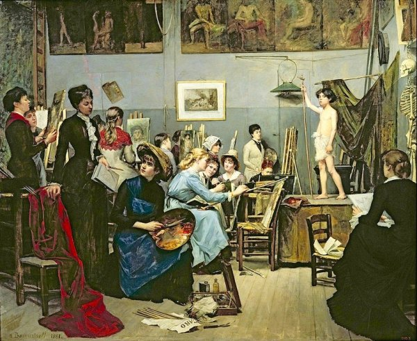 Forgotten Painters