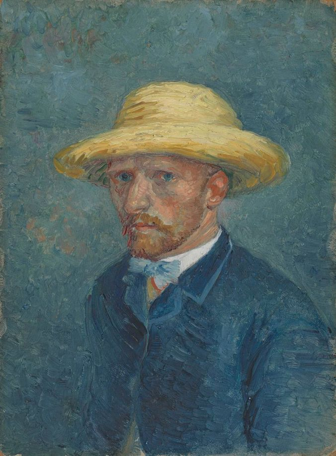 Van Gogh portrait of Theo