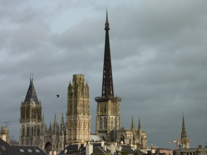Rouen Notre-Dame Cathedral / Rouen travel