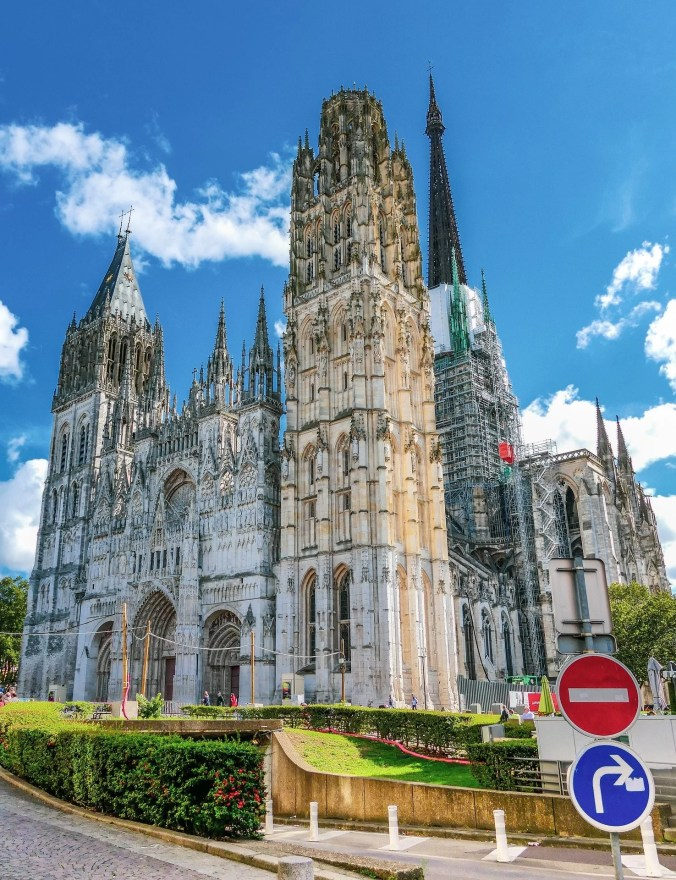 France, Normandie - Rouen Notre Dame Cathedral