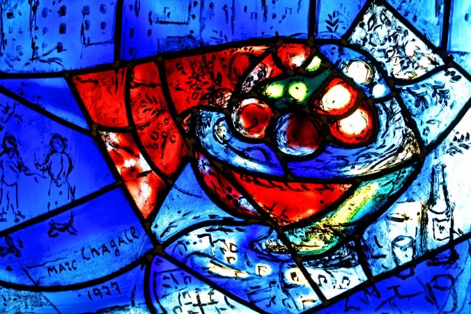 Chagall Stained-glass Windows