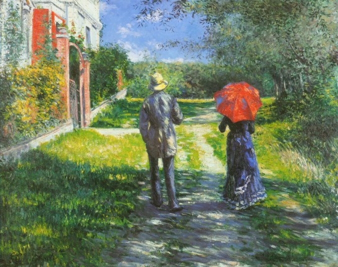 Gustave Caillebotte Paintings