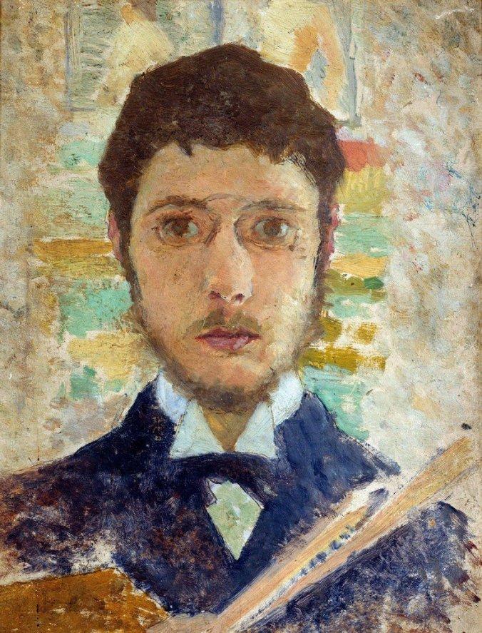 Pierre Bonnard Art - Self Portrait