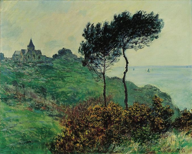 Varengeville - impressionist art Monet
