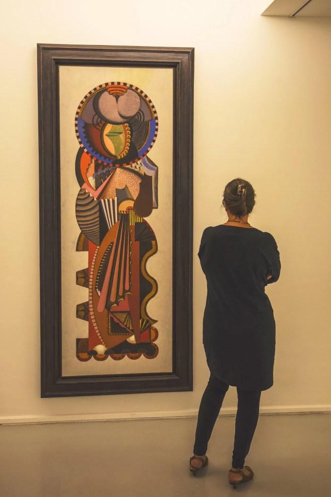 Modern Art Museum Ceret, France