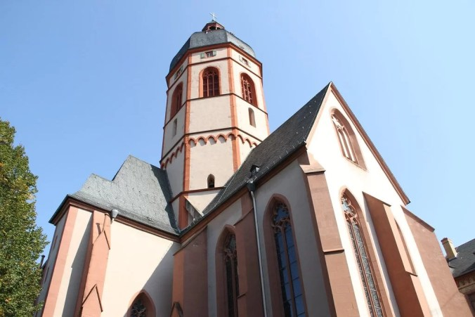 St. Stephan Church, Mainz Germany
