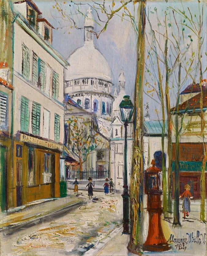 Montmartre - The Artistic Hub of Paris