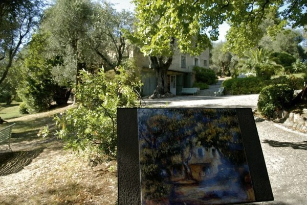 Musee Renoir - The House & Gardens
