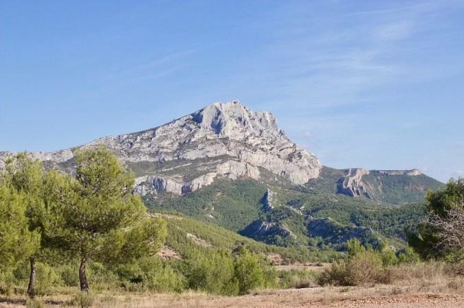 Photo of Mont Sainte Victoire