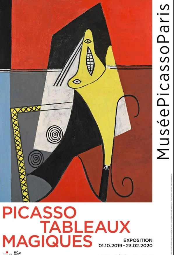 An Exhibition of Pablo Picasso Famous Paintings