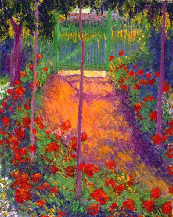 Theodore Earl Butler - Fauvism painting