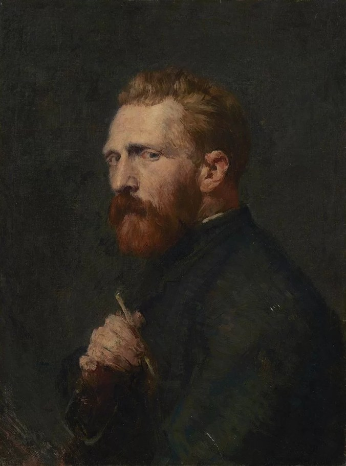 John Russell Painting of Vincent Van Gogh