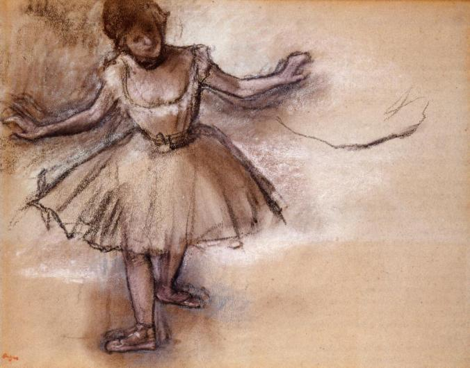 Historical Fiction Story - Dancing for Degas