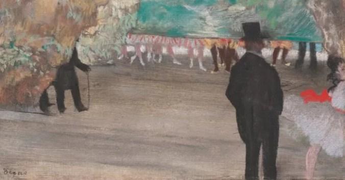 Best Historical Fiction Novels about Edgar Degas