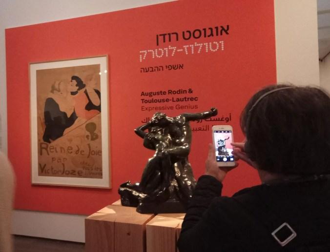 Rodin & Toulouse-Lautrec Expressive Genius Exhibition