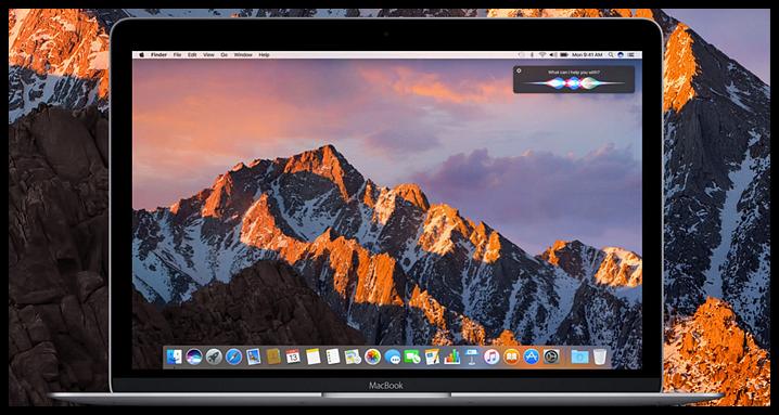 macOS Sierra Siri (1)