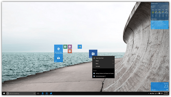 Windows 10 users wishes and ideas (13)
