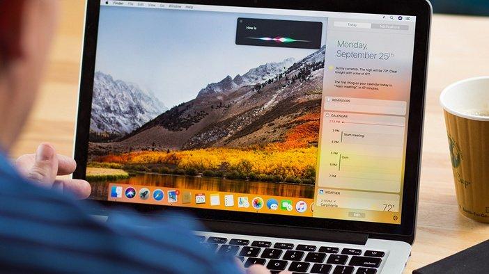 MacBook и MacOS High Sierra