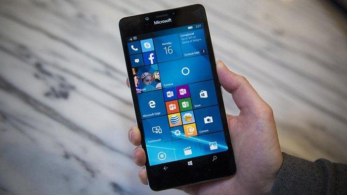 Lumia 950 WM10
