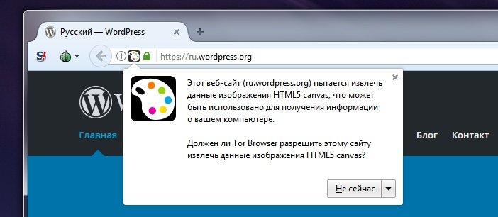 Tor Browser защита от слежения