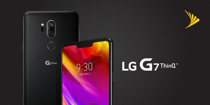 LG G7 Камера