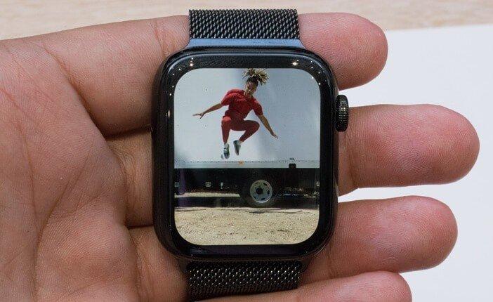 Экран Watch 4