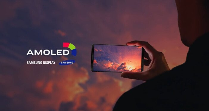 AMOLED дисплеи Samsung