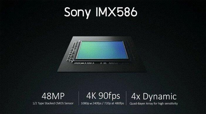 Характеристики Sony IMX586