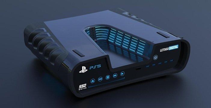 Дизайн комплекта для разработчиков PS5