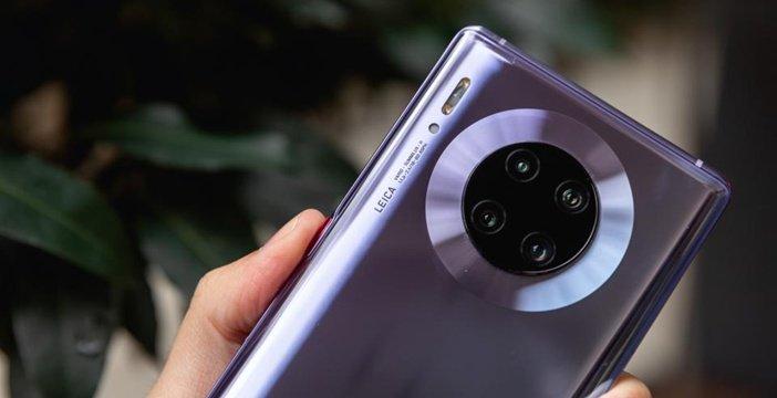 Камеры Huawei Mate 30 Pro
