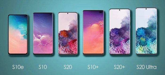 Топ лучших смартфонов Samsung на первую половину года