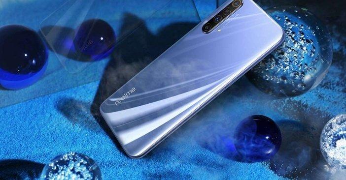 Дизайн корпусов смартфонов фирмы Realme