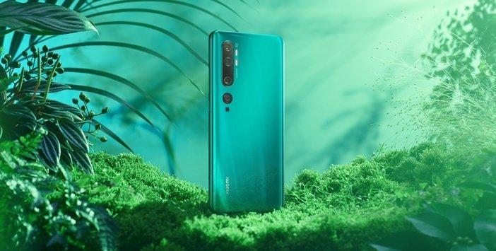 Mi Note 10 – камерофон от Xiaomi