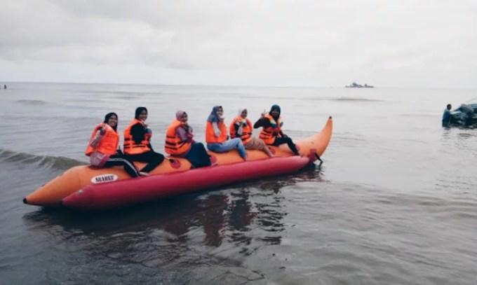 Aktivitas di Pantai Laguna