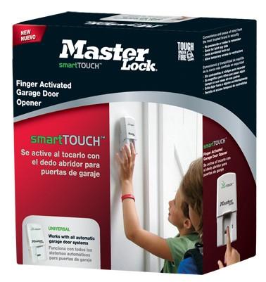 Smart Lock Finger Activated Door Opener