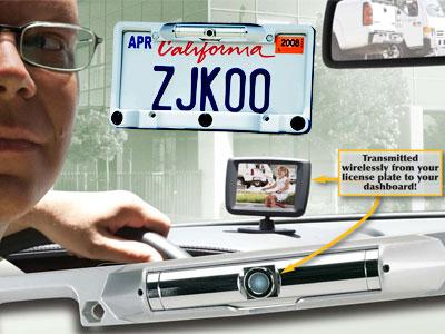 Wireless Video Parking Sensor