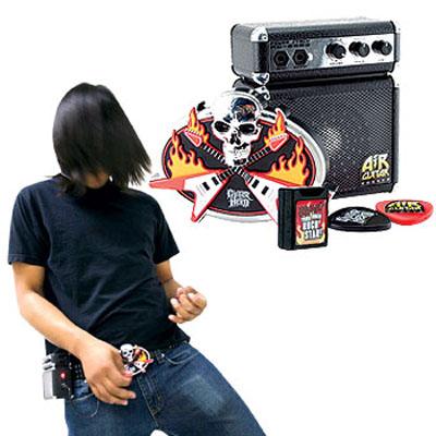 Guitar Hero Air Guitar