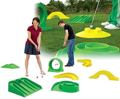 Giant Crazy Golf