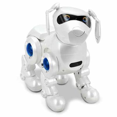 Teksta V2 White Puppy Robot