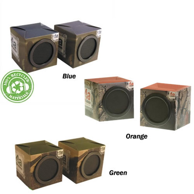 Eco Travel Speakers
