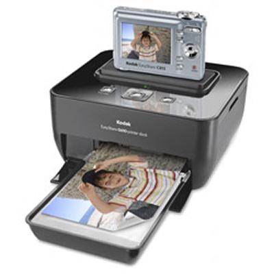 Kodak EasyShare C813 and G610 Printer Dock